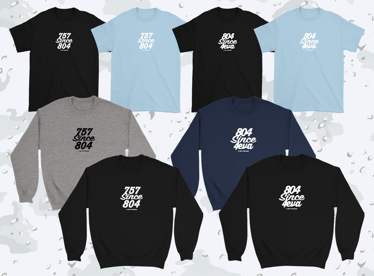 Seven Sharks Origins Pack Tees & Crews