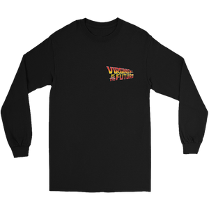 Black VA is The Future Long Sleeve Tee