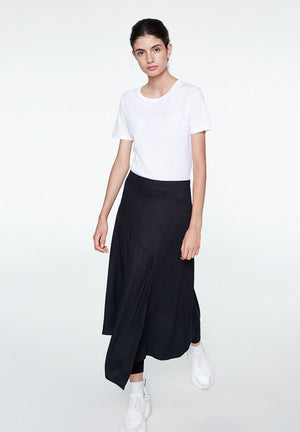Shiny EcoVero™ Skirt