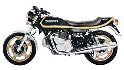 the 750 gt, 750 sport, and particularly the 750 super sport v-twin models  garnered worldwide acclaim for their artistic beauty, amazing torque and