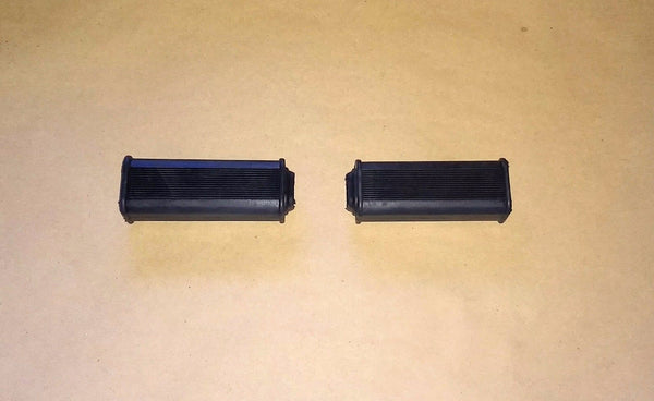 Ducati Passenger Peg RUBBER Pair 0210-91-960 bevel single 160 250 350