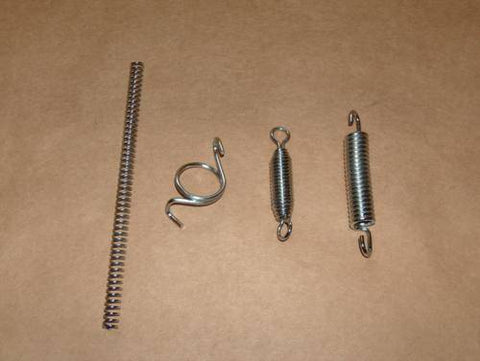 Triumph BSA 650 Stainless Spring Kit t120 a65 1972