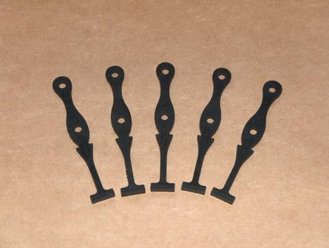 Triumph Norton BSA Rubber Cable Tie Set as nos 441 500 650 750