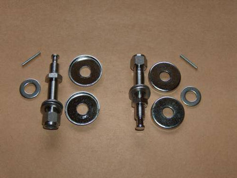 Norton 750 850 Commando Seat / Shock Bolt Kit STAINLESS