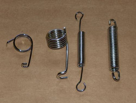 Triumph 500 Stainless Spring Kit 1958-66 t100 tr5