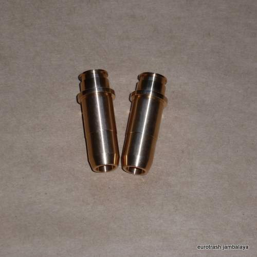 Ducati Single VALVE GUIDE SET 200 250 350 450 2nd Oversize