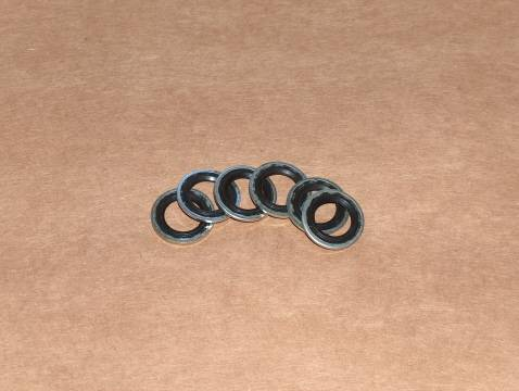 Ducati Single OverHead Oil Drain Stat-o-Seal Kit 250 350 450