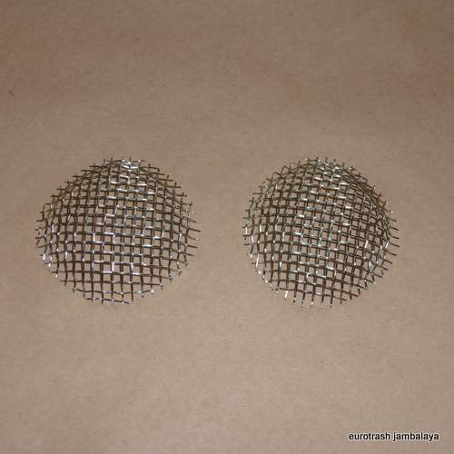 Dellorto Velocity Stack Screen PAIR 30-36mm Ducati Moto Guzzi