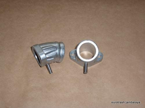 Amal MK2 Manifold SET for Norton Commando 750 30mm mark 2