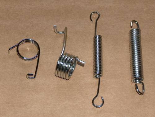 Triumph 500 Stainless Spring Kit 1967-68 t100 tr5