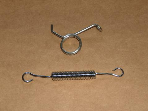 BSA 441 B44 STAINLESS Spring Kit 66-67 victor gp single