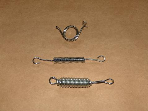 BSA 500 650 A50 A65 STAINLESS Spring Kit 1967