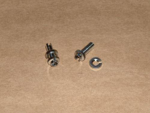 Ducati Single Lever Adjusters 250 350 450 STAINLESS #2
