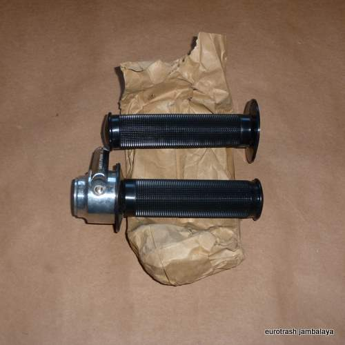 NOS SuperPractic Throttle Ducati Bevel Single 250 350 450