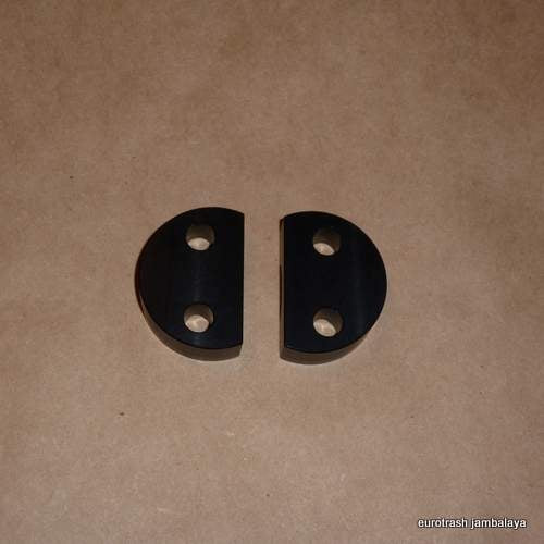 Triumph BSA Fork Slider Cap SET 250 500 650 750 97-1844 '64-'70