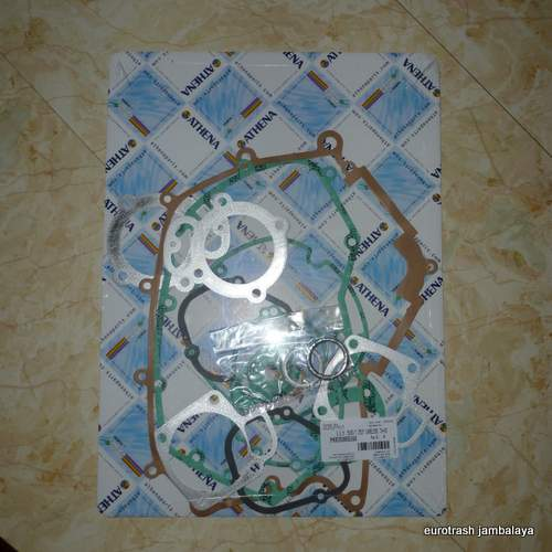 Moto Morini Engine Gasket Set by Athena 500 Camel '78-'83