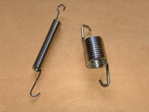 Norton 850 Commando Center/Sidestand Spring Kit STAINLESS