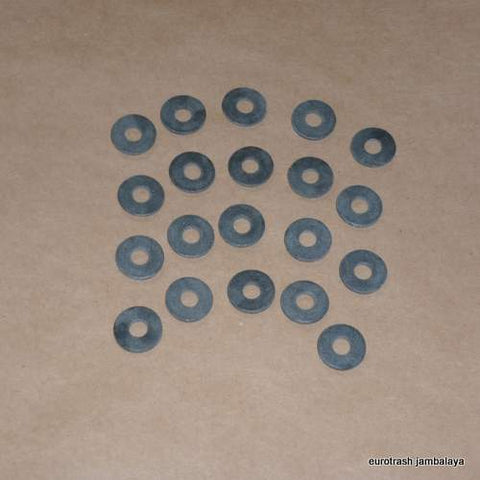 Neoprene Rubber Washer LOT 1/4 x 5/8 x 1/16