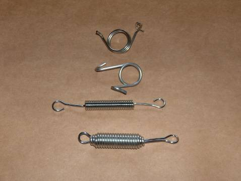BSA 500 650 A50 A65 STAINLESS Spring Kit 68-70