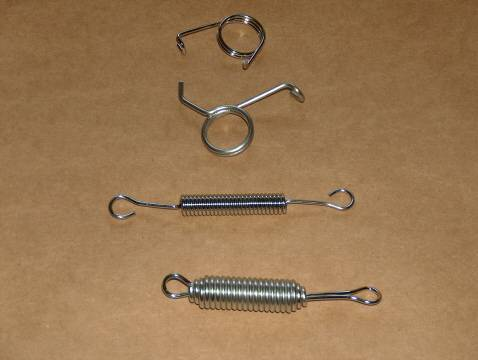 BSA 441 B44 SS STAINLESS Spring Kit b44ss victor single