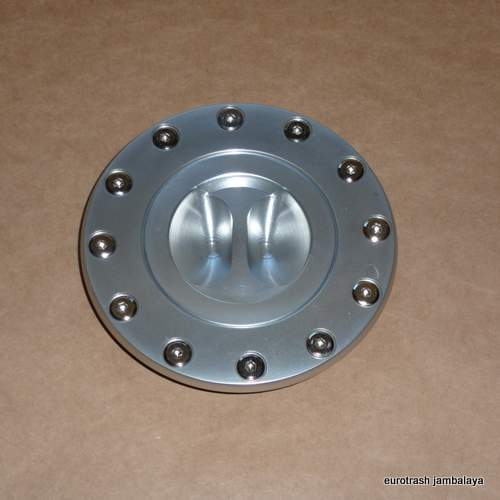 Custom Racing Gas Fuel Cap Assembly ahrma
