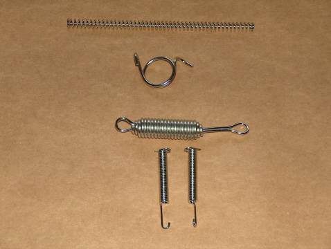 BSA 500 B50 STAINLESS Spring Kit 1971 Gold Star single
