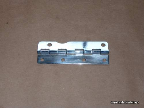 Norton Commando Stainless Seat Hinge MK3 850 Mark 3