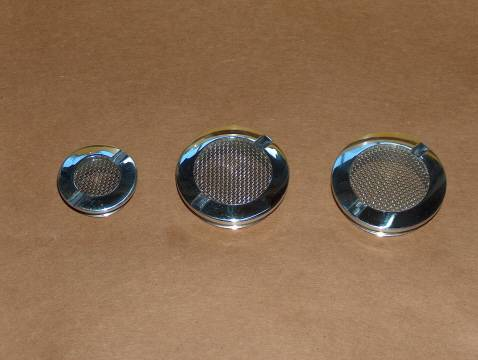 Norton 750 850 Commando BELT DRIVE Plug Set BILLET vented