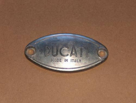 Ducati Clutch Inspection Cover NEW  250 350 750 0400-49-020