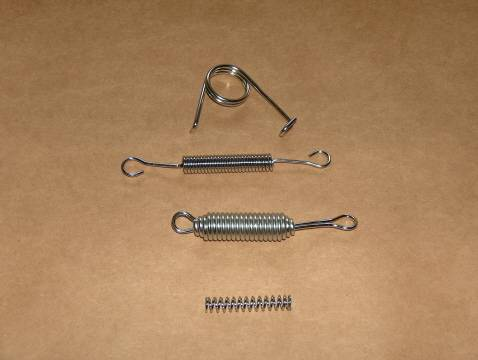 BSA 500 650 A50 A65 STAINLESS Spring Kit 62-65