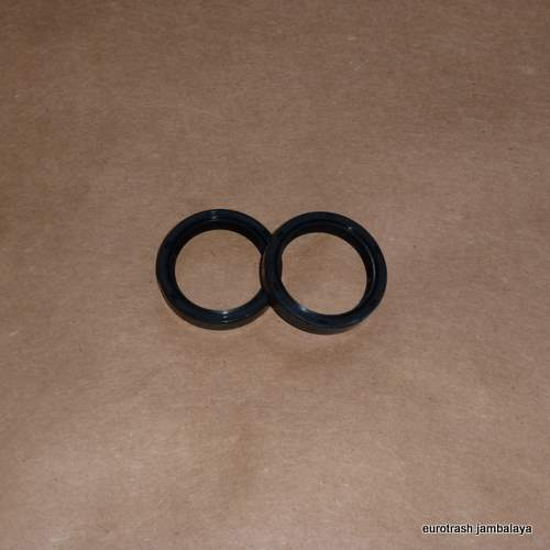 Ducati Single 31.5mm Fork Seal Set 250 350 450 bevel Marzocchi