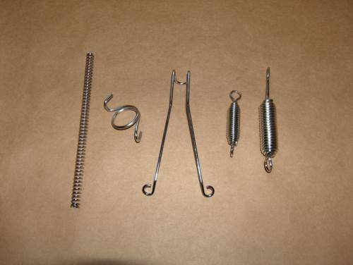 BSA 750 Rocket 3 Stainless Spring Kit a75 1972