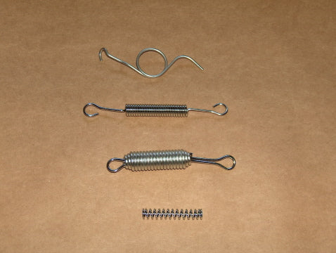 BSA 350 B40 STAINLESS Spring Kit 61-64 ss90 star single