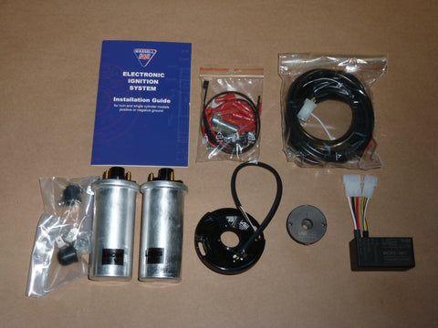 BSA 500 650 ELECTRONIC IGNITION WITH COILS by VAPE WASSELL MICRO-MK1 A50 A65