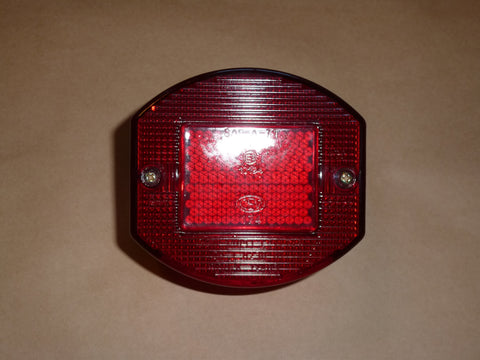 CEV-style TAIL LIGHT '75-'84 Moto Guzzi Ducati Laverda 0795-74-153 1774-0900 CHROME