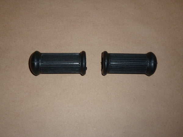 BSA 250 350 441 500 Single Footrest Rubber SET rider foot peg 42-4925 82-9608