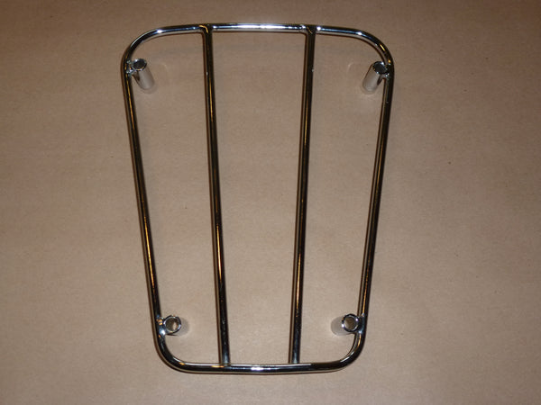 Triumph Pre-Unit 500 650 Chrome Gas Tank PARCEL GRID RACK F3917 82-3917