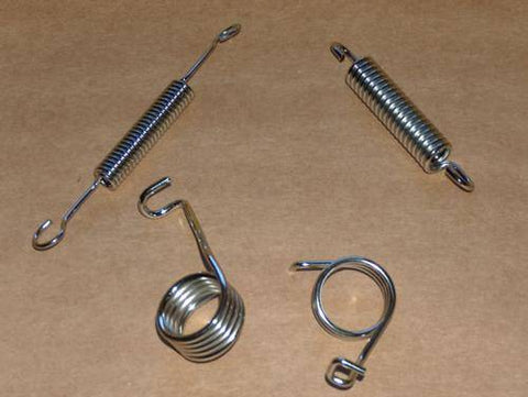 Triumph 650 Stainless Spring Kit 68-70 t120 tr6