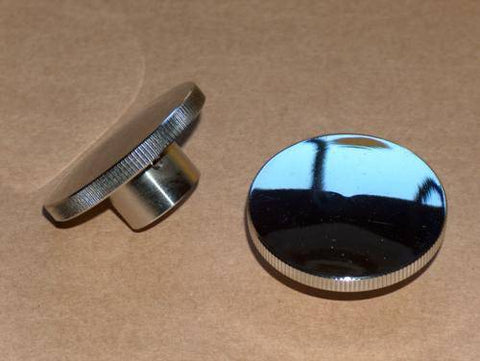 Norton 750 850 Commando Seat Knob Kit Stainless Steel