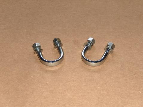 Ducati Bevel Single Handlebar Clamp Set N/Case 200 250 350