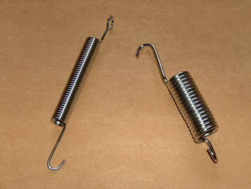 Norton 750 Commando Center/Sidestand Spring Kit STAINLESS