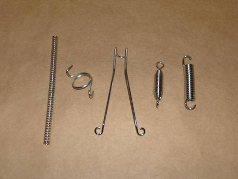 Triumph 750 T150 Trident Stainless Spring Kit 1972