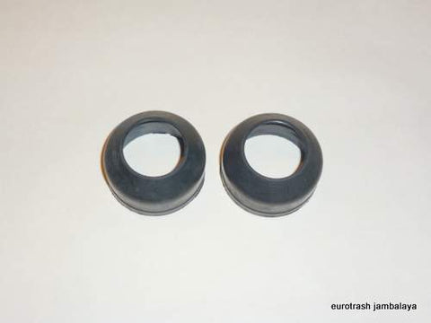 Marzocchi 38mm Fork Boot Rubber SET Ducati Laverda Benelli MV