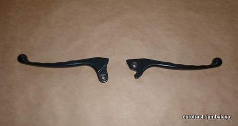Moto Guzzi Brake Clutch Lever SET 500 650 750 850 1000 black