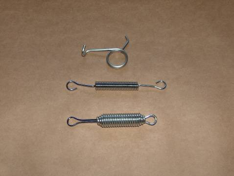 BSA 250 B25 STAINLESS Spring Kit 1967 NEW ahrma single
