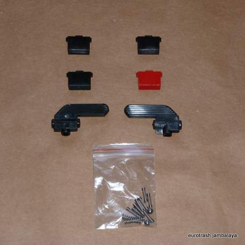 Lucas Handlebar Switch Kit CUSTOM Triumph Norton 750 850 r/buttn