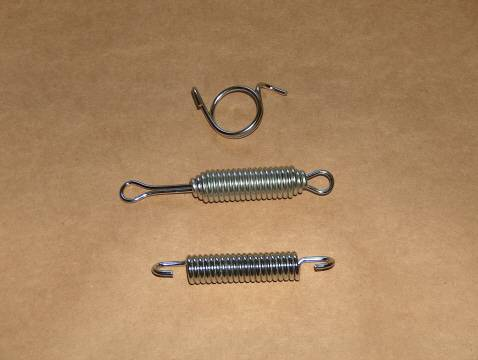 BSA 250 B25 STAINLESS Spring Kit 1971 Starfire single