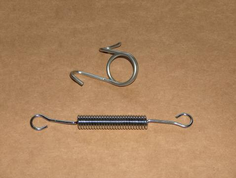 BSA 441 B44 VS STAINLESS Spring Kit 68-70 victor single