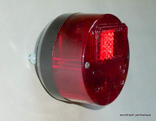 CEV 9241 copy TAIL LIGHT Moto Guzzi V7 Sport 450 750 Ducati GT BLACK