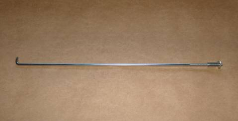 BSA 441 B44 Stainless Brake Rod Kit NEW Victor b25